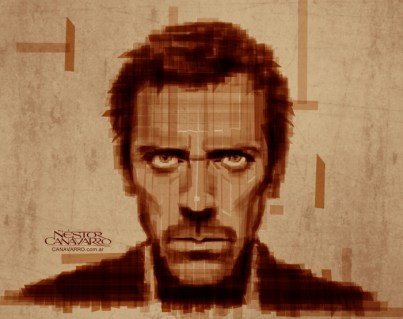 House MD by Nestor Canavarro