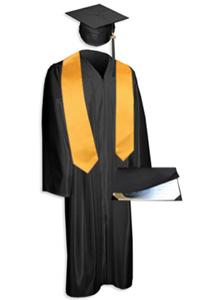 アメリカの卒業式の服装