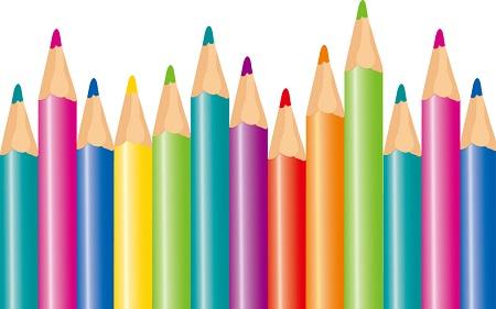始業式前にチェック!色鉛筆はバラ売りで補充を!