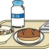 給食の画像