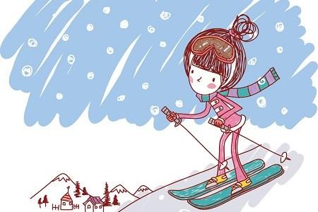 春スキーは雪質や気温が気になりますがいつまで滑れる?