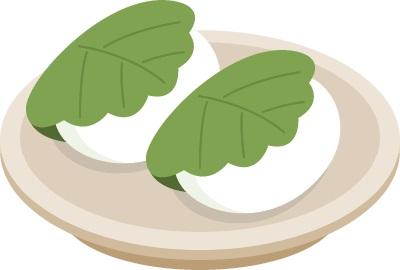 端午の節句で柏餅を食べる意味。味はどれが好きですか?