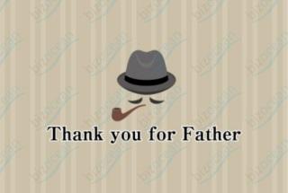 中学生や高校生は父の日のプレゼントに手紙はどうですか?