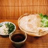 素麺の画像