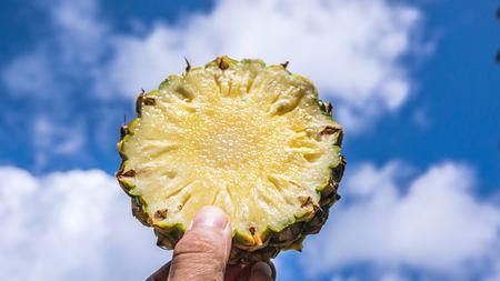 パイナップルを食べると歯が痛くなったりしみる原因は?