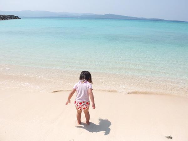 日本で一番好きな場所♪ -鳩間島-