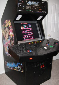 anybody ever build their own MAME/arcade cabinet? - AR15.COM