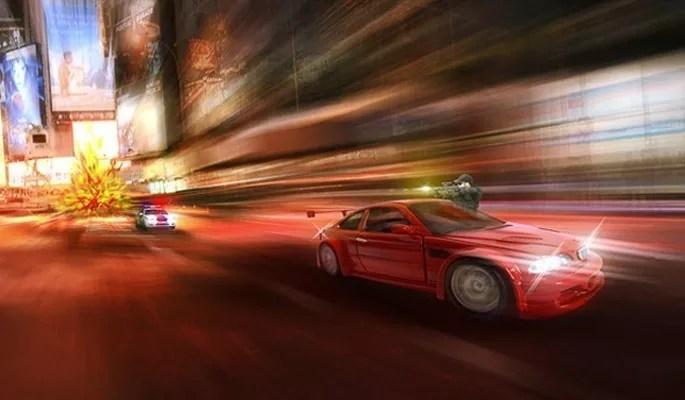 Adrenaline Filled Car - New Photoshop Tutorials