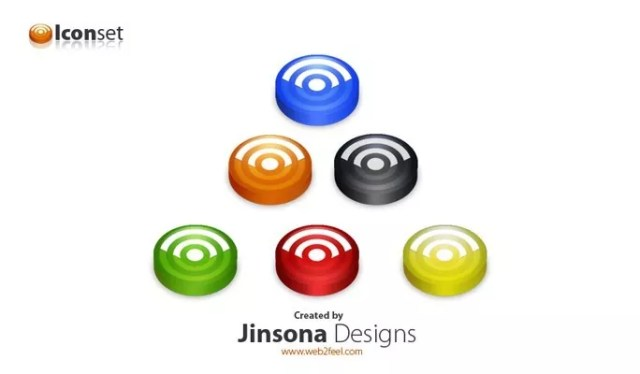 Rss icons02 - Free RSS Feed Icons