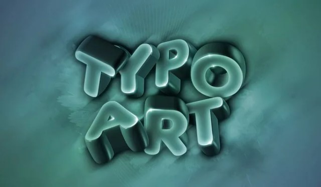 Typoart Typography tecnique - Amazing and inspiring typography designs