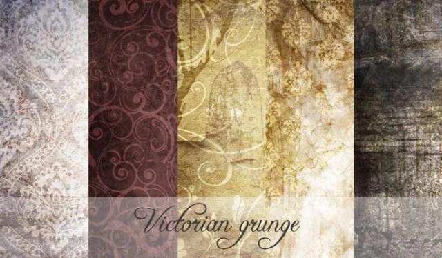 Victorian grunge texture pack - Free High Quality Grunge Textures