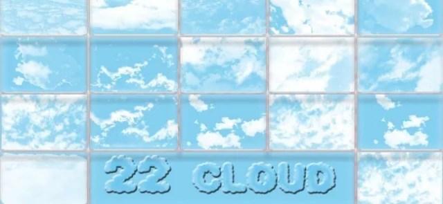 Cloud Brushes05 - 40+ Beautiful Photoshop Cloud Brushes