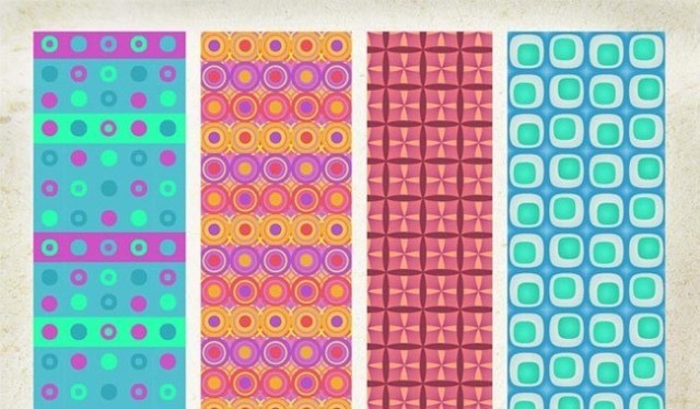 PS Patterns Pack 3 - Collection of free Photoshop patterns