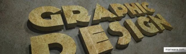 3D Grunge Text - 3D Grunge Text Tutorial With Illustrator and Photoshop