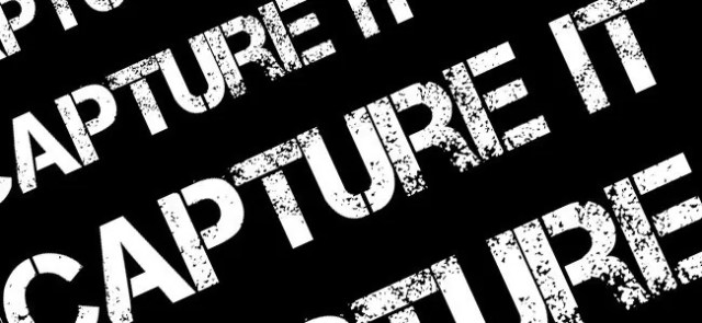 Capture it - Download Free Dirty Fonts