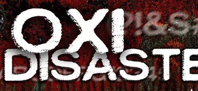 OXIDISASTER - Download Free Dirty Fonts