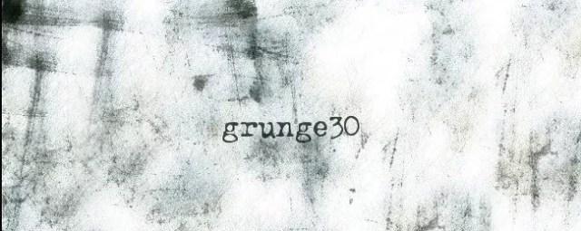 grunge.30 - 450+ Free Grunge Photoshop Brushes