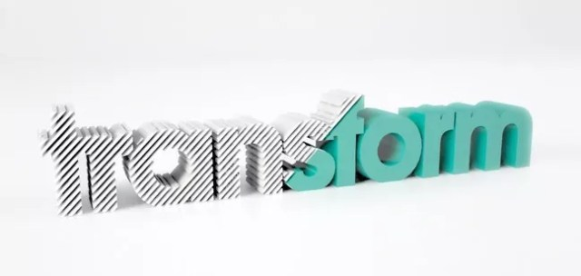 3D Type03 - 30 of Inspirational Typography Vol#03
