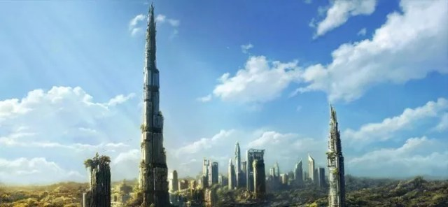 Dubai Ruins - Amazing high resolution wallpapers #2
