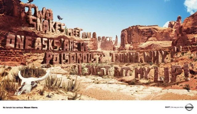 Nissan Jokes - 30 of Inspirational Typography Vol#03