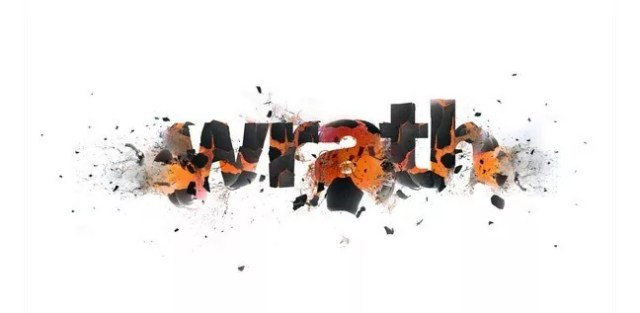 Typography Type Treatments Illustration 03 - 30 of Inspirational Typography Vol#03