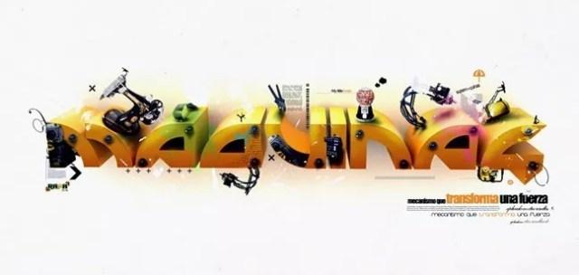 Vectores Magazine - 30 of Inspirational Typography Vol#03