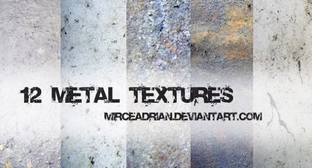 metal7 - +60 Free High Resolution Metal Textures
