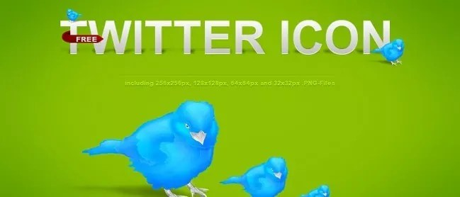 twitter14 - Twitter Icons and Buttons Collection For Your Next Design