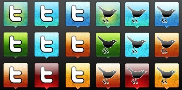 twitter18 - Twitter Icons and Buttons Collection For Your Next Design