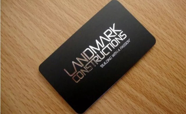 20 business cards
