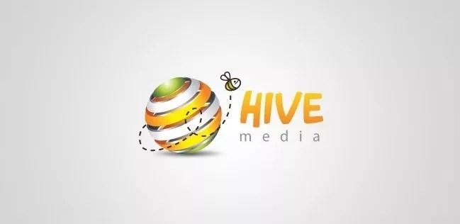 Hive Media - Inspiration logo designs #4