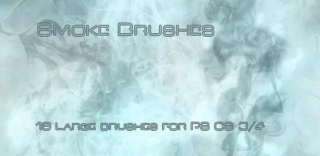 smoke brushes 07 - 180+ Awesome Smoke Brushes