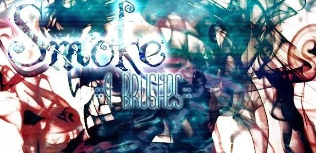 smoke brushes 08 - Free Photoshop Smoke Brushes - 180+ Awesome Brushes