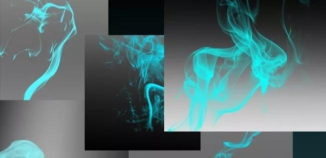 smoke brushes 13 - Free Photoshop Smoke Brushes - 180+ Awesome Brushes