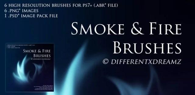 smoke brushes 15 - 180+ Awesome Smoke Brushes