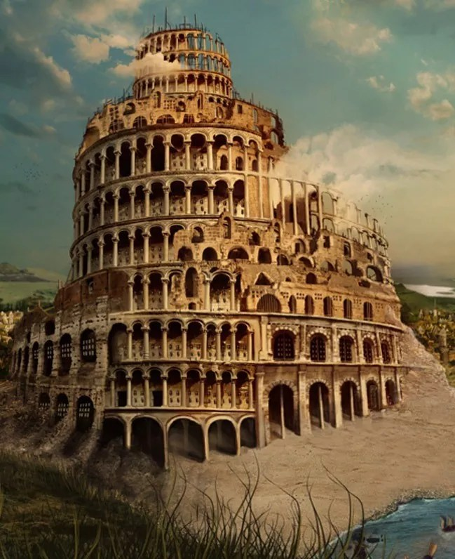 The Babel Tower - 19 Photo Manipulation Tutorials for Photoshop #2