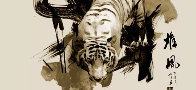 Transform a Photo into Chinese Painting  - 19 Photo Manipulation Tutorials for Photoshop #2