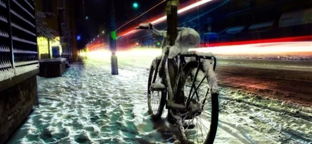 snow - The Beauty Of Snowy Weather in 30 Stunning photos