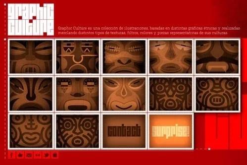 1428 - Web Design Inspiration: Shapes