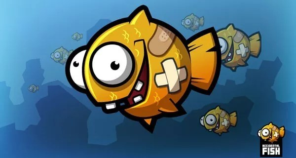 Accidental Fish - 30+ Excellent Mascot Designs