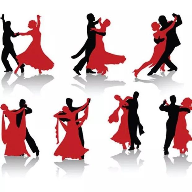 balloondance large vectorgab - Ballroom dancing,character sketches,dance vector