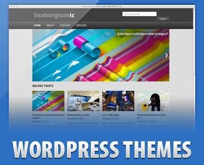 demo2 - Seaborgiumic Free WordPress Theme