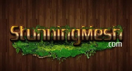 Stylish Wooden Text Effect in Photoshop Final Result1 - Stylish Wooden Text Effect in Photoshop