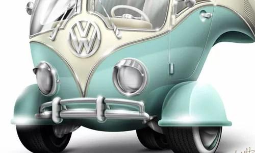 automotive designingmall volkswagen - Extraordinary Anthology of Automotive Designing