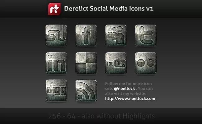 SocialMediaIcon11 - Free Social Media Icons 18 Sets
