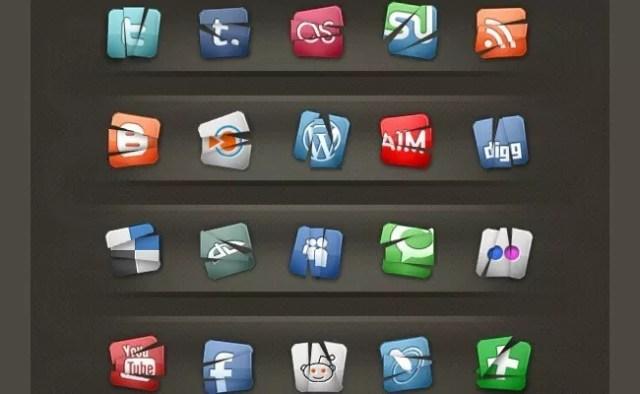 SocialMediaIcon3 - 18 Free Social Media Icon Packs