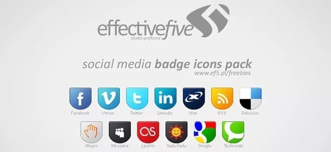 SocialMediaIcon8 - Free Social Media Icons 18 Sets