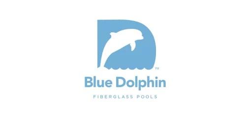 Blue Dolphin Logo - 21 Brilliantly Hidden Logos in Silhouettes!!