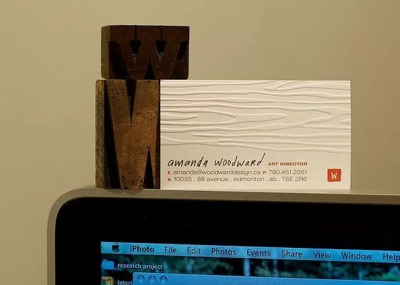 Business Cards Back - 20+ Beautiful Embossed Business Cards