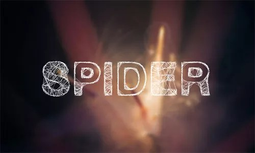 Spider Type by filiz sahin1 - 33 Unique And Creative Free Fonts